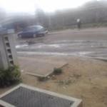 """Côte d'Ivoire : Abidjan, entre poussière, boue et odeurs pestilentielles """"crédit photo : Christ Koffi"""""""
