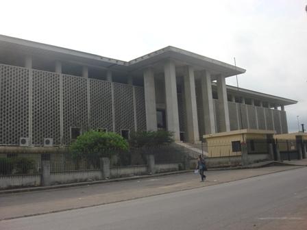 Palais de justice d'Abidjan de common wikimedia.org