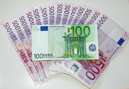 Des billets de banque de Flirck.com CC