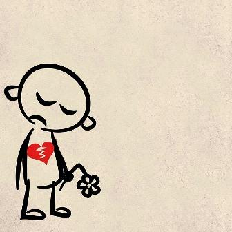 Dessin homme triste de pixabay.com CC
