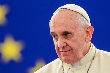 Le pape François de by Martin Schulz CC flickr.com
