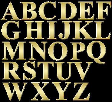 Illustration gratuite: Alphabet, Lettres De L'Alphabet - Image gratuite sur ... pixabay.com