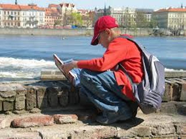 Personnes, Enfant, Cartable, Sac À Dos, Lire, Livre pixabay.com
