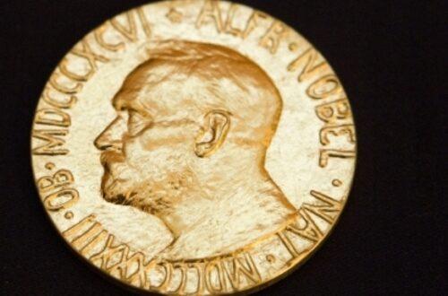 Article : Le Prix Nobel de la gouvernance 2019