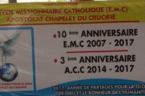 Article : Le chapelet du crucifié à 3 ans