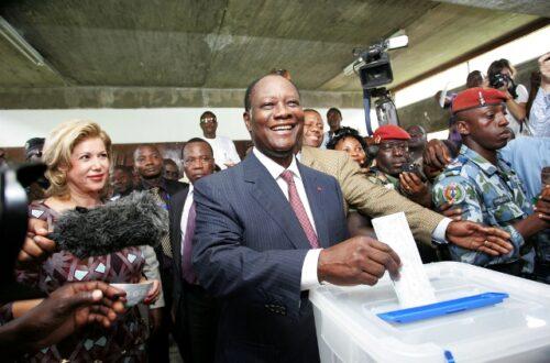 Article : Qui a dit que le Prado (le Président de la République Alassane Dramane Ouattara) se présentera à la présidentielle de 2020 ?