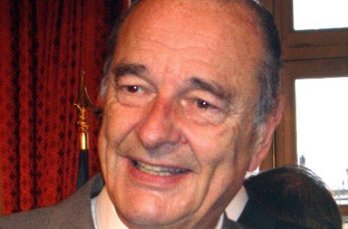 Article : Chirac et la Côte d'Ivoire,  c'était une question de logique