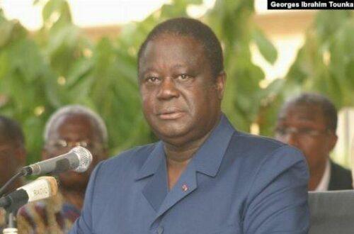 Article : Présidentielle ivoirienne : Konan Bédié, candidat malgré lui