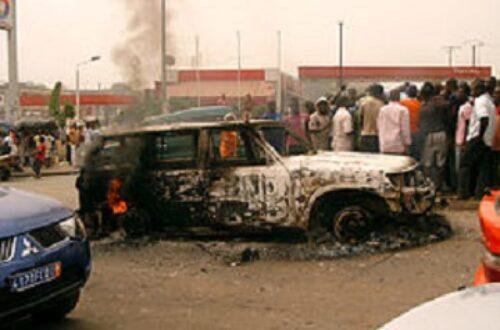 Article : Crise préélectorale en Côte d'Ivoire : attention aux dérives ethniques et communautaires
