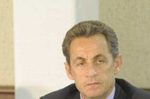 Article : Celui dont parlait Nicolas Sarkozy