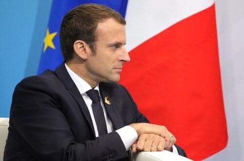 Article : La nouvelle  génération d'Emmanuel Macron en Côte d'Ivoire ou le projet de la régénération de la servitude à la tête de l'État